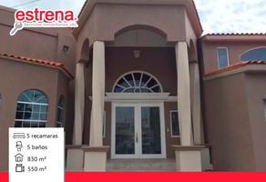 Foto de casa en venta en  , rincones de san marcos, juárez, chihuahua, 17056108 No. 01