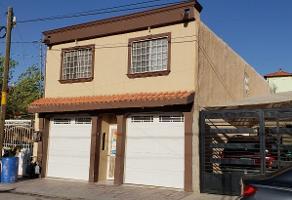 Foto de casa en venta en rio alamo , las arcadas, juárez, chihuahua, 6885361 No. 01