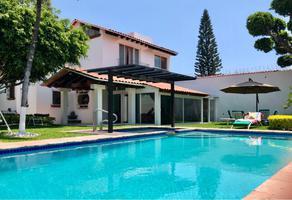 Foto de casa en renta en rio de la plata 1, vista hermosa, cuernavaca, morelos, 19144586 No. 01