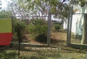 Foto de terreno habitacional en venta en río de la reja lote 67, san felipe del agua 1, oaxaca de juárez, oaxaca, 9572078 No. 01