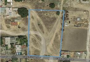 Foto de terreno habitacional en venta en rio denver , salitrillo, huehuetoca, méxico, 12755134 No. 01
