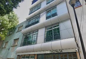 Foto de edificio en venta en río ebro , cuauhtémoc, cuauhtémoc, df / cdmx, 13968976 No. 01