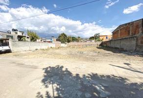 Foto de terreno habitacional en venta en rio grigalba 100, sauces, oaxaca de juárez, oaxaca, 18725735 No. 01