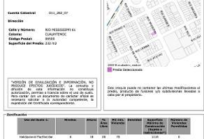 Foto de terreno habitacional en venta en río misisipi , cuauhtémoc, cuauhtémoc, df / cdmx, 0 No. 01