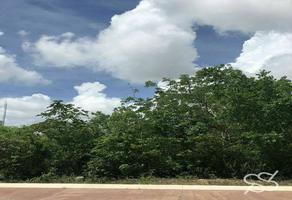 Foto de terreno habitacional en venta en río residencial, avenida huayacan , supermanzana 28, benito juárez, quintana roo, 0 No. 01