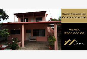 Foto de casa en venta en río san juan 315, divina providencia, coatzacoalcos, veracruz de ignacio de la llave, 18964617 No. 01