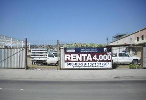 Foto de terreno comercial en renta en vía rápida poniente , real de la frontera, tijuana, baja california, 18380139 No. 01