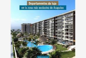 Foto de departamento en venta en riviera diamante , del panteón, acapulco de juárez, guerrero, 0 No. 01
