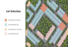 Foto de terreno habitacional en venta en riviera tulum , tulum centro, tulum, quintana roo, 0 No. 01