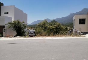 Foto de terreno habitacional en venta en roble 123, san pedro el álamo, santiago, nuevo león, 0 No. 01