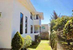 Foto de casa en venta en roble 24, el mirador (la calera), puebla, puebla, 16567327 No. 01