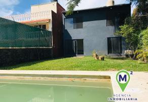 Foto de casa en venta en roble 85, villas del descanso, jiutepec, morelos, 11624398 No. 01