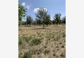 Foto de terreno habitacional en venta en roble xxx, san juan de la vaquería, saltillo, coahuila de zaragoza, 0 No. 01