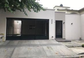 Foto de casa en renta en  , roma, monterrey, nuevo león, 11656119 No. 01