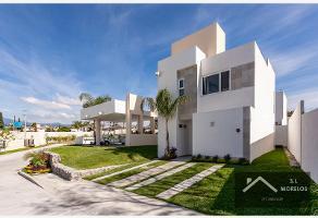 Foto de casa en venta en romulo 2, lomas de oaxtepec, yautepec, morelos, 12124212 No. 01