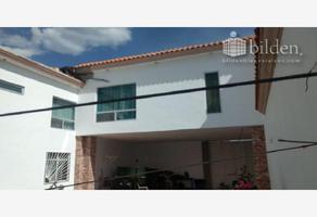 Foto de casa en venta en rosa rosales 100, azteca, durango, durango, 11153668 No. 01