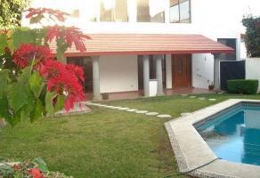 Foto de casa en venta en rosal , rancho cortes, cuernavaca, morelos, 0 No. 01