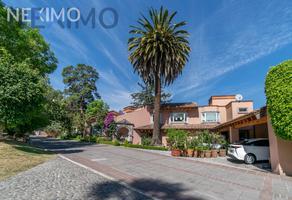 Foto de casa en venta en rosaleda 153, lomas altas, miguel hidalgo, df / cdmx, 19239401 No. 01