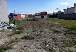 Foto de terreno habitacional en venta en rubi , la esperanza, zinacantepec, méxico, 0 No. 01