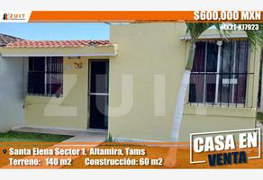 Foto de casa en venta en ruiseñor 127, santa elena sector 1, altamira, tamaulipas, 0 No. 01