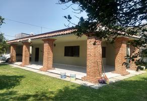 Foto de casa en venta en rumbo amilcingo , otilio montaño, cuautla, morelos, 14662510 No. 01