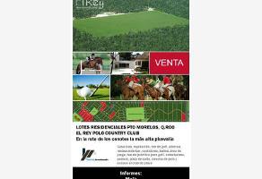 Foto de terreno habitacional en venta en ruta de los cenotes 19, plan de la noria, josé maría morelos, quintana roo, 8571869 No. 01