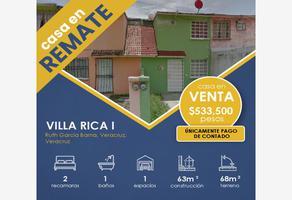 Foto de casa en venta en ruth garcia barna del puerto 295, villa rica 1, veracruz, veracruz de ignacio de la llave, 20283132 No. 01