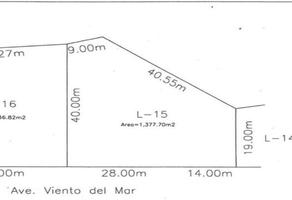 Foto de terreno habitacional en venta en s9 l15 , las conchas, puerto peñasco, sonora, 19080675 No. 01