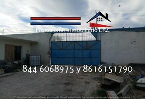 Foto de bodega en venta en sector super gutiérrez viejo, sabinas, coahuila, 26739 , lópez huitrón, sabinas, coahuila de zaragoza, 15047141 No. 01