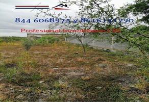Foto de terreno habitacional en venta en sabinas, coahuila, 26747 , industrial, sabinas, coahuila de zaragoza, 15047061 No. 01