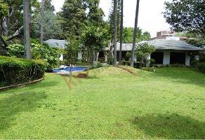 Foto de casa en venta en sabino , rancho cortes, cuernavaca, morelos, 0 No. 01