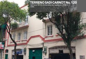 Foto de terreno comercial en venta en sadi carnot , san rafael, cuauhtémoc, df / cdmx, 17413470 No. 01