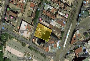 Foto de terreno habitacional en venta en sadi carnot , san rafael, cuauhtémoc, df / cdmx, 17917880 No. 01