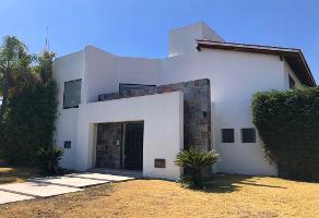 Foto de casa en condominio en venta en sagrado corazón , el campanario, querétaro, querétaro, 10236938 No. 01