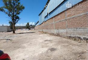 Foto de terreno habitacional en venta en salida a mazatlán 100, 15 de mayo (tapias), durango, durango, 17685479 No. 01