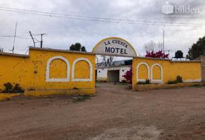 Foto de edificio en venta en salida a mazatlan 100, 15 de mayo (tapias), durango, durango, 0 No. 01