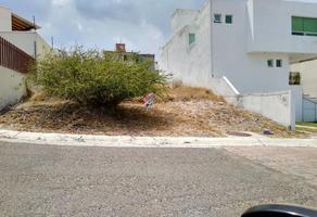 Foto de terreno habitacional en venta en salto de tzararacua 100, real de juriquilla (diamante), querétaro, querétaro, 0 No. 01