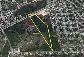 Foto de terreno habitacional en venta en  , salvador alvarado sur ii, mérida, yucatán, 18356944 No. 01