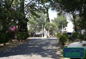 Foto de terreno habitacional en venta en samahil , jardines del ajusco, tlalpan, df / cdmx, 0 No. 01