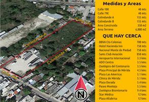 Foto de bodega en venta en  , sambula, mérida, yucatán, 20262700 No. 01
