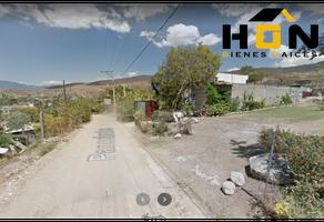 Foto de terreno habitacional en venta en  , san agustin de las juntas, san agustín de las juntas, oaxaca, 0 No. 01