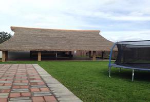 Foto de rancho en renta en  , san agustín ixtahuixtla, atlixco, puebla, 18325227 No. 01