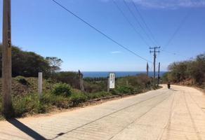 Foto de terreno habitacional en venta en  , san agustín, santa maría colotepec, oaxaca, 18938064 No. 01