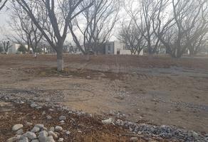 Foto de terreno habitacional en venta en  , san alberto, saltillo, coahuila de zaragoza, 19404321 No. 01