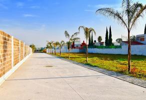 Foto de terreno habitacional en venta en san andrés cholula, puebla , ex-hacienda concepción morillotla, san andrés cholula, puebla, 14246277 No. 01