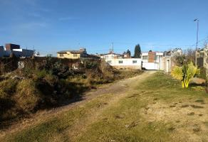 Foto de terreno habitacional en venta en  , san andrés cholula, san andrés cholula, puebla, 11374492 No. 01