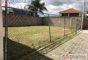 Foto de terreno habitacional en venta en  , san andrés cholula, san andrés cholula, puebla, 11741361 No. 01