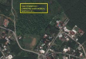 Foto de terreno comercial en venta en  , san andres, santiago, nuevo león, 0 No. 01