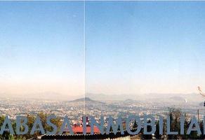 Foto de terreno habitacional en venta en  , san andrés totoltepec, tlalpan, df / cdmx, 7767053 No. 01