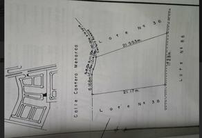 Foto de terreno habitacional en venta en  , san ángel, chihuahua, chihuahua, 17905368 No. 01